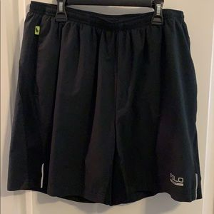 Polo runners shorts